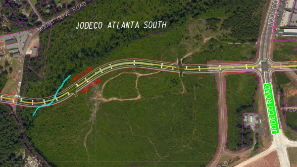 Western Parallel Connector profile at Jodeco Atlanta South