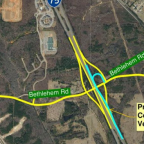 Residents prioritize Bethlehem Road interchange but a partisan split has the project stalled