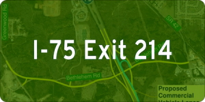 Link to I-75 Exit 214
