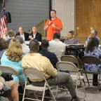 SPLOST V District II meeting focused on Jonesboro Road and Aquatic Center