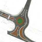 McDonough approves Postmaster Drive roundabout construction