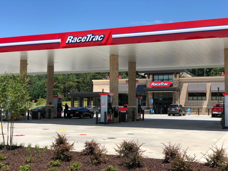 Photo of RaceTrac at Jodeco and Patrick Henry Pkwy