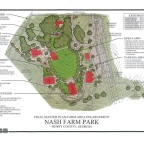 Parks master plan tabled; sprinkler system approved at Nash Farm.