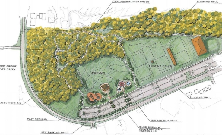 Photo of Avalon Park expansion plans in McDonough