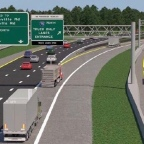 Truck lanes virtual open house planned in November