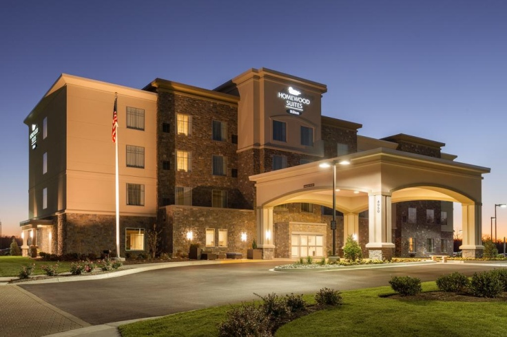 Photo of existing Homewood Suites by Hilton hotel in Frederick, MD