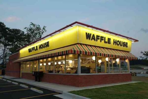 Stock photo of Waffle House