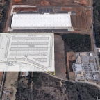 Prologis Park proposes to add over one-thousand trailer parking spaces