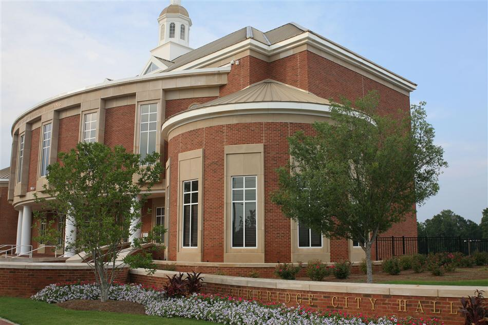 Photo of Stockbridge city hall (city photo)