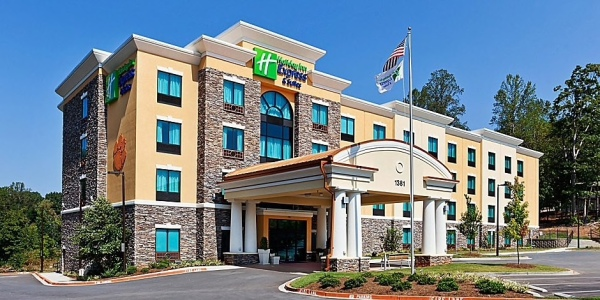 Photo of Holiday Inn Express in Clemson, SC