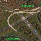 Travels Tuesday: I-20 at I-285 interchange in DeKalb County
