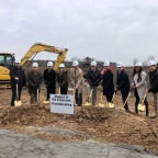 Groundbreaking ceremony held for Shoppes at Ola Crossroads