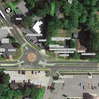 Five roundabouts planned along SR 42 in Butts County