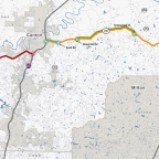 First segment in north metro SR 20 widening awarded for construction