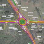 New details for state route 81 at New Morn Drive