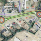 Right of way acquisition planned this fall for state route 20 roundabouts