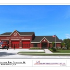 Construction award for Fairview police precinct and fire station