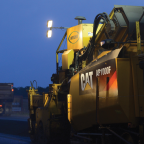 New asphalt paver to change how county maintains roads